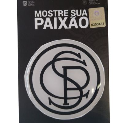 9d9545be19 Adesivo Corinthians SCP - Escudo Mania - marquinhom