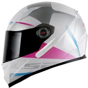 Capacete-Shox-Lilly-Rosa