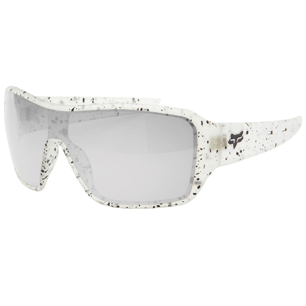 1dd2147c4 Óculos de Sol Fox The Super Duncan Transparente com Lente Cromada ...