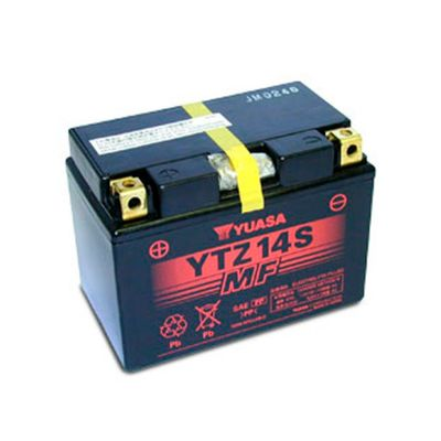 Bateria Yuasa YTZ-14S Midnight 950 / Transalp 700
